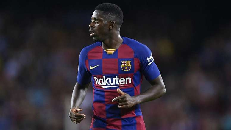 Dembele appeal rejected but winger available for postponed Clasico. GOAL