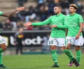 Oussama Tannane a été envoyé en CFA 2 par Christophe Galtier. Goal