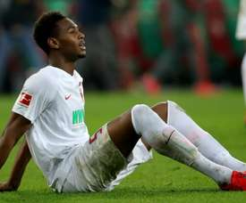 Oxford has moved to Augsburg after struggling to get into West Ham team. GOAL