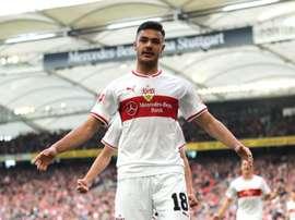 Ozan Kabak va signer à Schalke 04. AFP