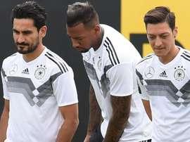 Alemanha: Boa ação fora de campo.Goal