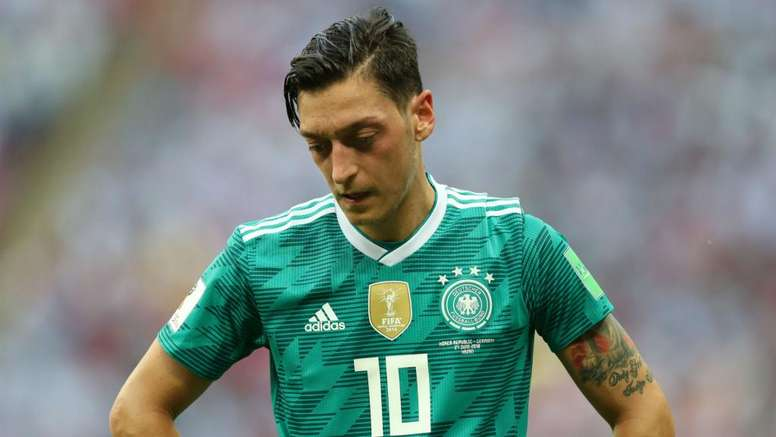 Ozil has no regrets over Germany retirement or Erdogan photo. GOAL