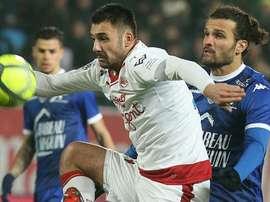 C'est reparti pour Bordeaux. Goal