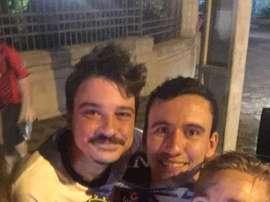 Pablo Atletico Facebook. Goal