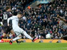 Leeds won 1-0. GOAL