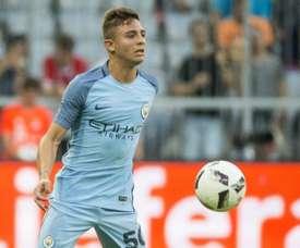Manchester City's Maffeo extends Girona loan