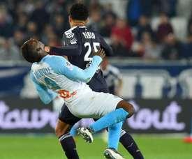 Pablo pointe du doigt le comportement de Balotelli. Goal