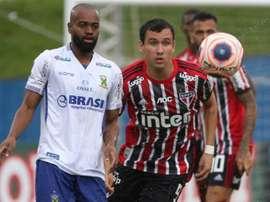 Na derrota contra o Santo André, São Paulo voltou a desperdiçar muitas chances. Goal