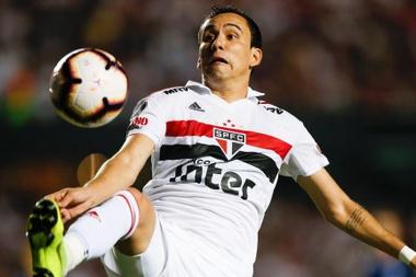 Jogador do Tricolor sofreu lesão nos ligamentos do tornozelo. Goal
