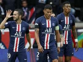 Le PSG et ses recrues se promènent. Goal