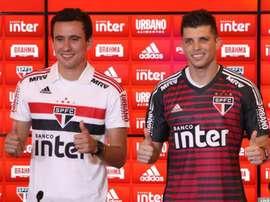 Pablo e Tiago Volpi. Goal