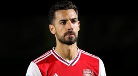 Arsenal loanee Mari wants permanent stay at Gunners