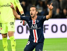 Sarabia: No excuses for PSG