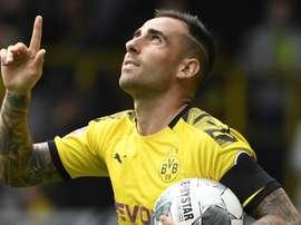Borussia Dortmund, Alcacer ancora ko: a rischio per l'Inter
