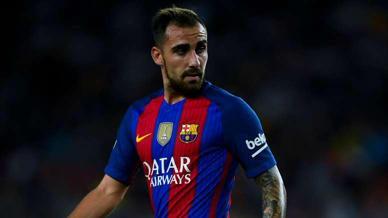 Paco Alcacer wants to fulfill his dreams. Goal