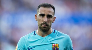 Alcacer thought he was treated badly at Barca. GOAL