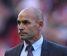 Paco Jemez was unable to prevent Rayo Vallecano from relegation. GOAL
