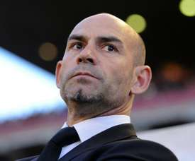 Paco Jemez is back at Rayo. GOAL
