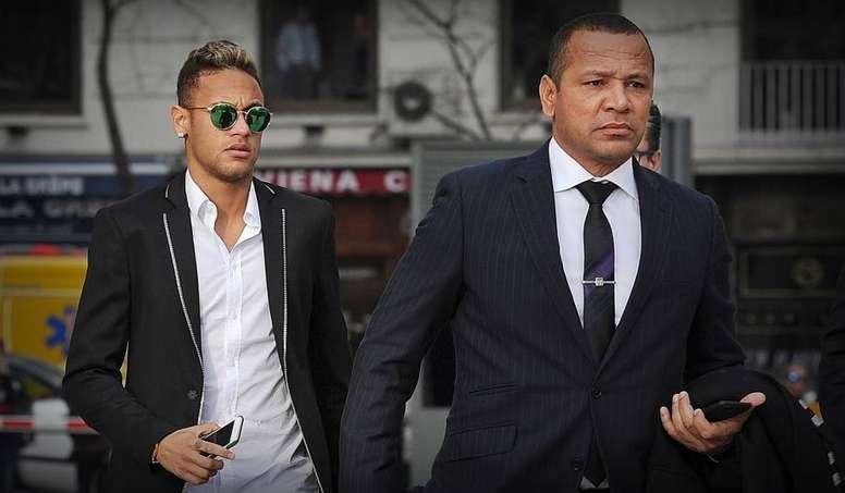Imprensa francesa diz que pai de Neymar fez 'pacto' com o Real Madrid. Goal