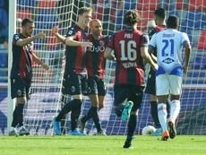 Il Bologna vince 2-1 contro la Samp. Goal