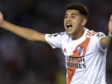 He has signed for Leverkusen. GOAL