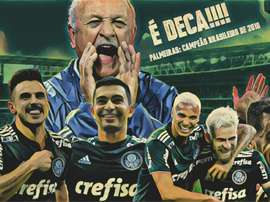 Palmeiras - Campeo. Goal