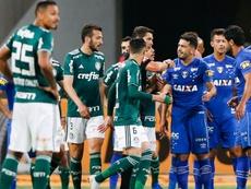Após vitória do Cruzeiro, Henrique avalia: merecemos a vitória