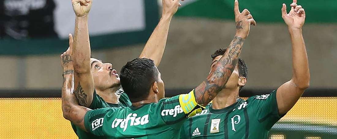 Palmeiras Internacional Copa do Brasil