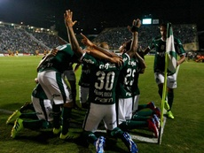 Onde vai passar os jogos do Palmeiras no Brasileirão. Goal