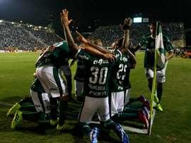 Palmeiras só precisa de empatar para garantir vaga nas oitavas. Goal