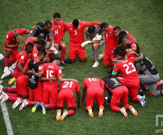 Panamá conseguiu marcar a mesma quantidade de gols que a Alemanha. Goal