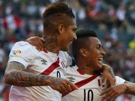 Le Pérou s'est imposé face à la Bolivie. Goal