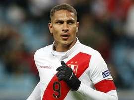 Guerrero scored as Peru stunned Chile. GOAL