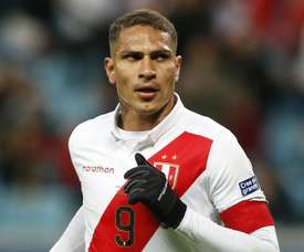 Guerrero scored as Peru stunned Chile. GOAL