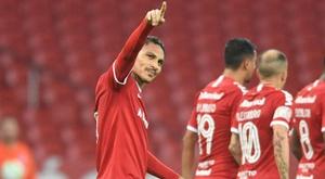 Guerrero salva Inter na Copa do Brasil e reencontra a sua melhor versão