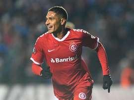 Guerrero é o atacante mais letal desta Libertadores. Goal