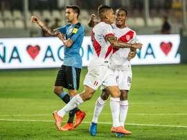L'Uruguay s'impose en amical. Goal