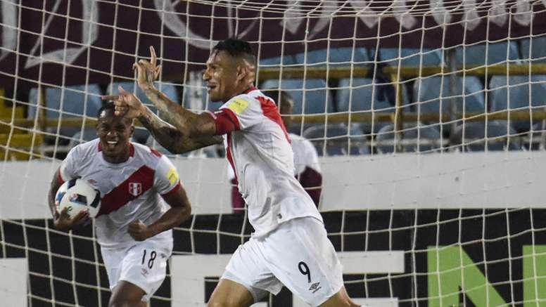 Vingança? Guerrero faz golaço em Gatito Fernández e garante vitória do Peru