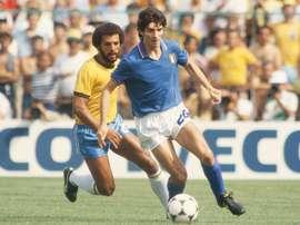 Mais que carrasco, Paolo Rossi é protagonista do que somos. GOAL