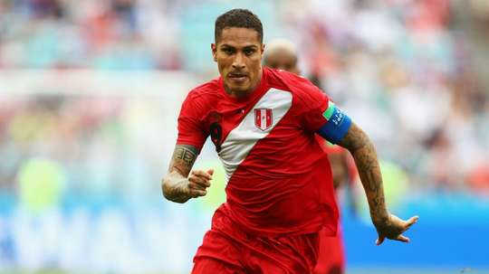 Guerrero was allowed to represent Peru at the World Cup. GOAL