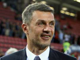 Maldini became a professional tennis player after his retirement form football. GOAL