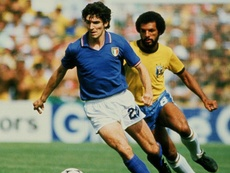 Italy great Paolo Rossi dies aged 64. AFP