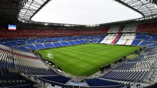 Lyon ne se laisse pas faire. Goal
