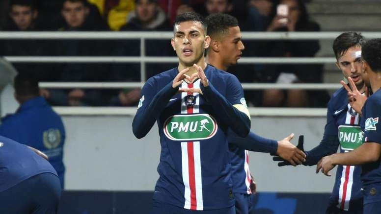 Tuchel handed Paredes armband as confidence boost