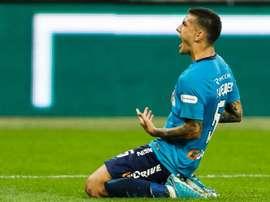 Paredes could leave Zenit. GOAL