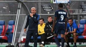 La victoire sur tapis vert pour les Parisiens. Goal