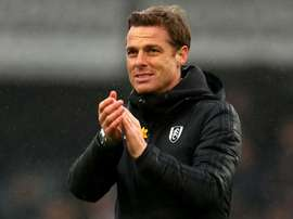 Scott Parker has his eye on taking the Fulham job on a permanent basis. GOAL