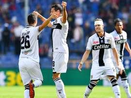 Vince in rimonta il Parma. Goal