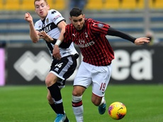 Il Milan batte il Parma sul finale. Goal