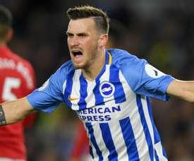 Gross décroche le maintien pour Brighton. Goal
